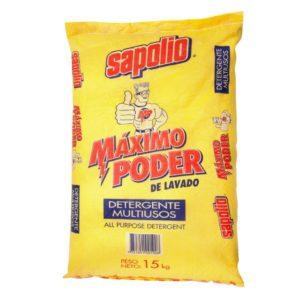 SAPOLIO DETERGENTE SACO 15 KG