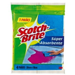 SCOTCH BRITE PAÑO SUPER ABSORBENTE