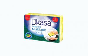 ESPONJA MULTIUSO DKASA