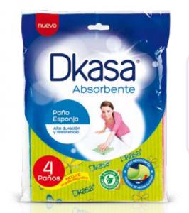 PAÑO ESPONJA DKASA