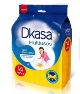 PAÑO MULTIUSO DKASA