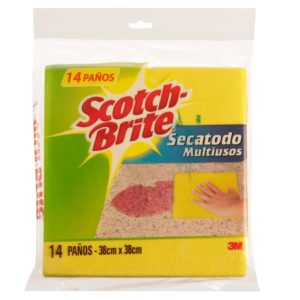 SCOTCH BRITE PAÑO SECATODO